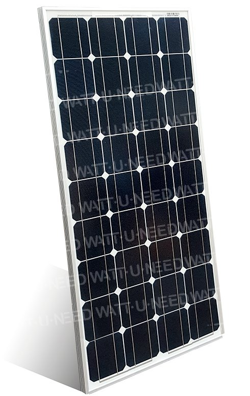 Panneau Solaire 12V 100Wc Monocristallin