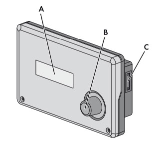Sunny remote control - schéma