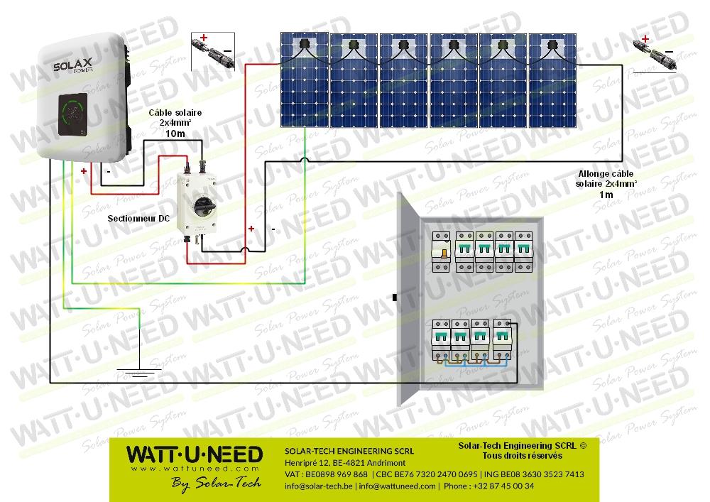 kit solaire maison individuelle ventana blog. Black Bedroom Furniture Sets. Home Design Ideas