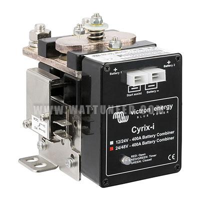 Coupleurs de batteries Cyrix-ct