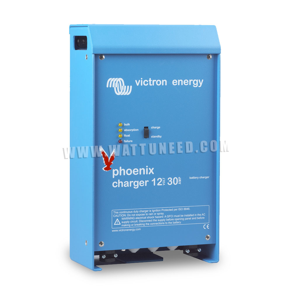 Phoenix Charger 12V 30A