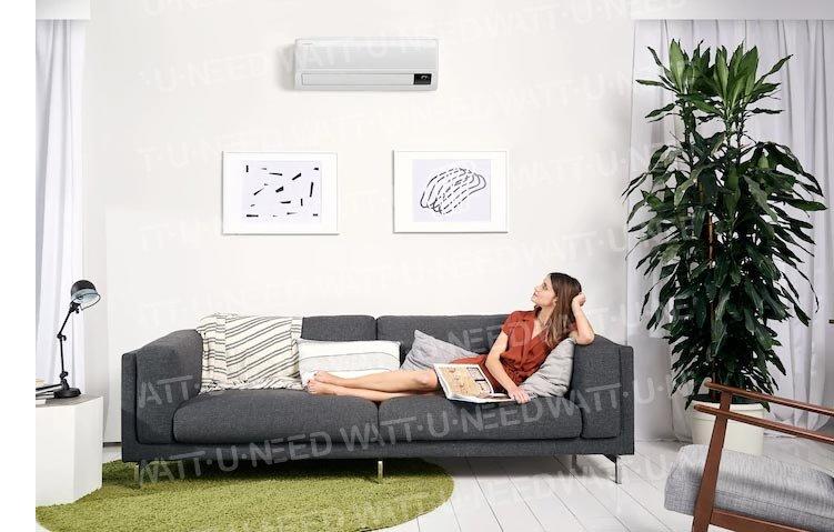 Respirez plus facilement grâce à un traitement optimal de l'air