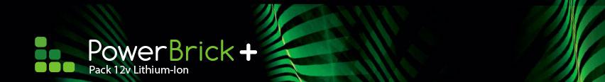 Background PowerBrick+ 12V 150Ah
