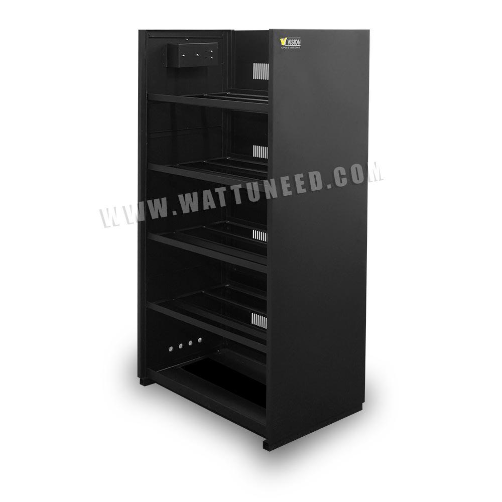 armoire de rangement pour 16 batteries