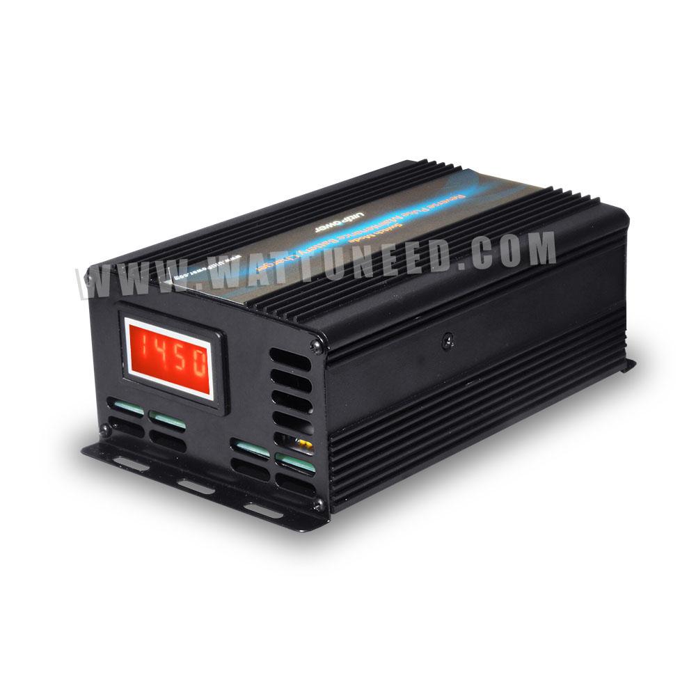 Chargeur batterie automatique