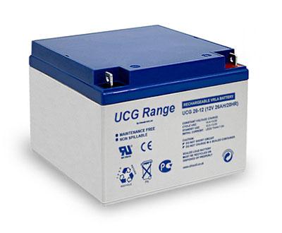Ultracell 26Ah Battery