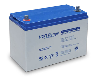 Batterie GEL 100Ah