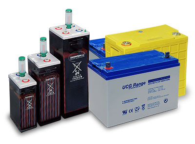 Comparatif des batteries