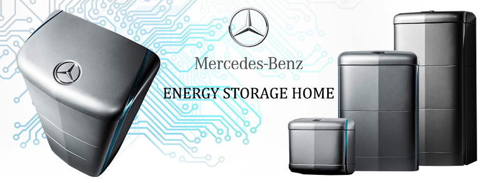 Energy storage home 12kwh mercedes benz for Mercedes benz batteries