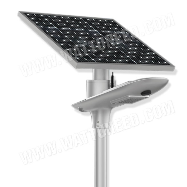 Solar Lamp Post Led Autonomous We 10w