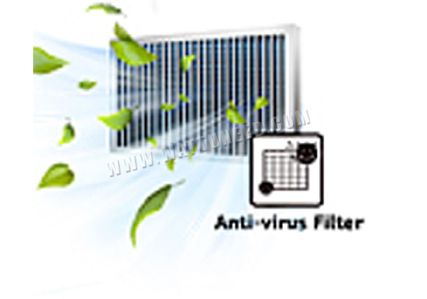 Filtre anti-virus