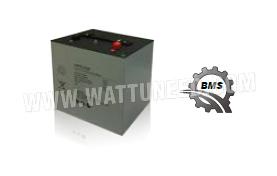 Port de communication réservé (RS-485, CAN-BUS ou RS-232) pour BMS