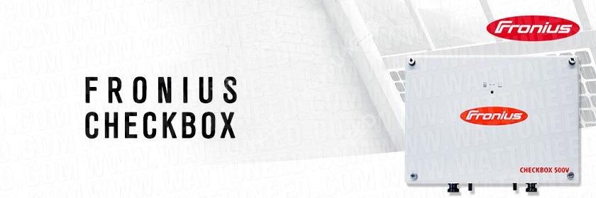 Fronius Checkbox 500V