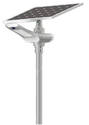 Solar lamp post - LED autonomous 30w WN - 100 Wc Panel