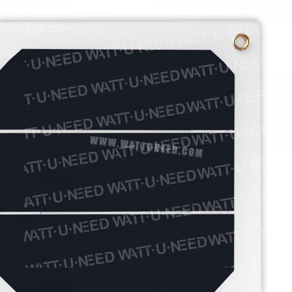 MX FLEX 30Wc Full black flexible solar panel