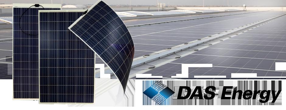 Panneau solaire DAS Energy