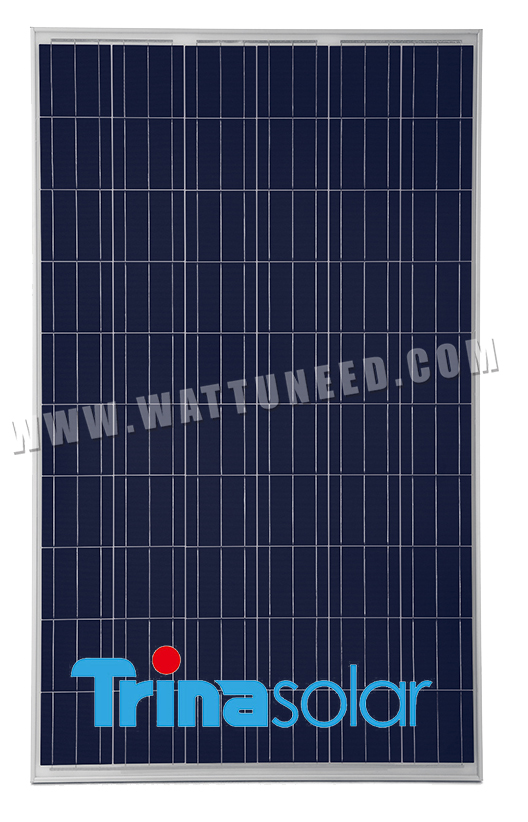 Solar panel TrinaSolar 270Wp