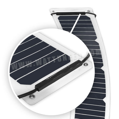 zoom on sunpower 15Wc mx flex junction