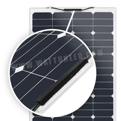 sunpower 60Wc mx flex