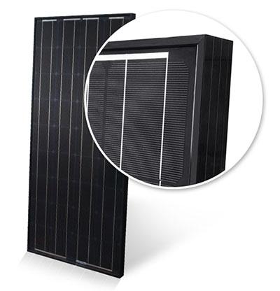panneau solaire 100Wc