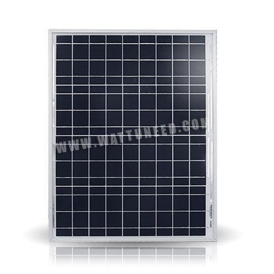 polycrystalline solar panel 50Wp