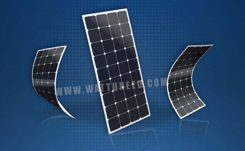 panneau solaire sunpower flexible