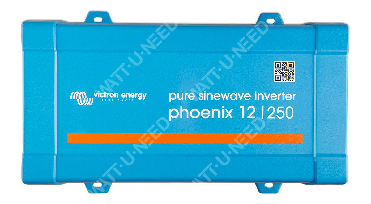 Convertisseur Victron Phoenix 250VA- 12V