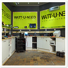 photo atelier et stock wattuneed