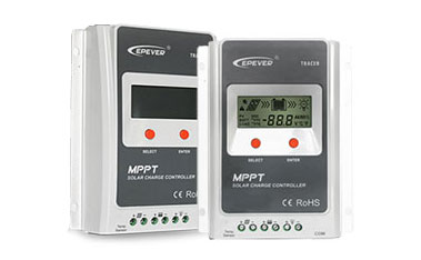 Epsolar MMPT serie A avec un écran d'affichage