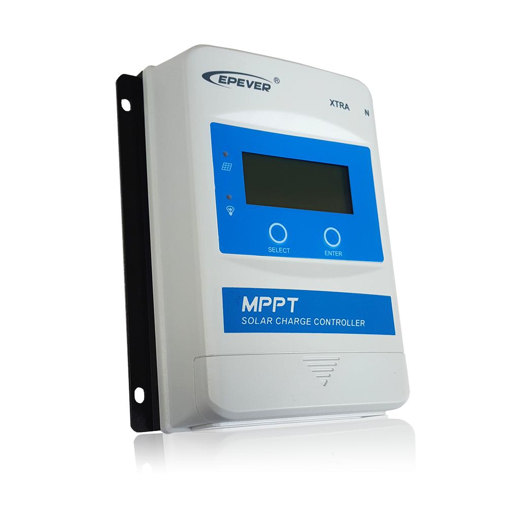 Epsolar MPPT serieXTRA N avec un écran d'affichage