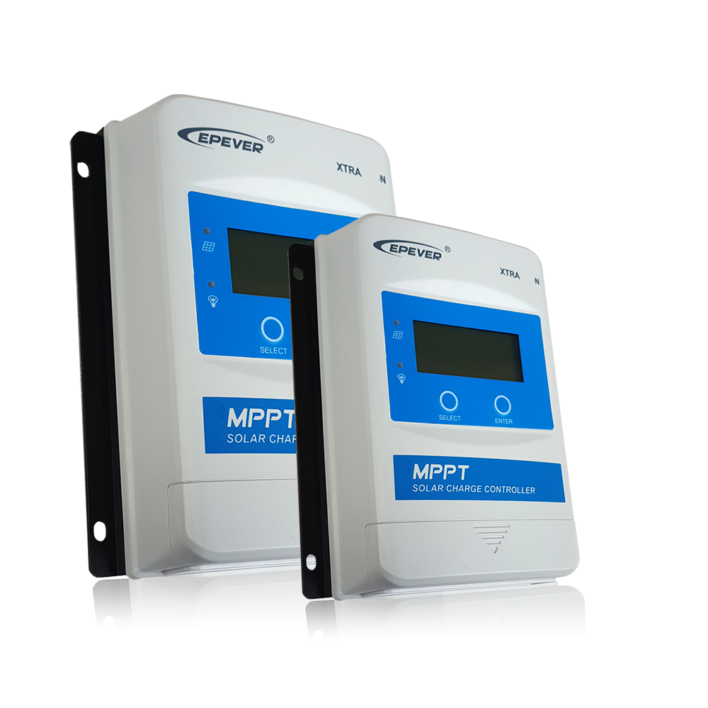Epsolar MPPT serie XTRA avec un écran d'affichage