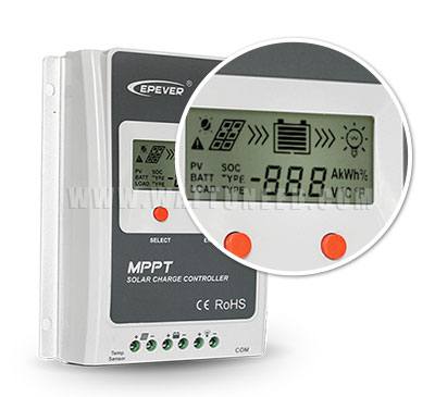 Charge regulator 20A