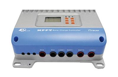 regulateur ET4415BND ep solar - connectiques