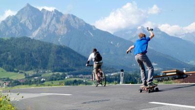 skateboard street600 V5