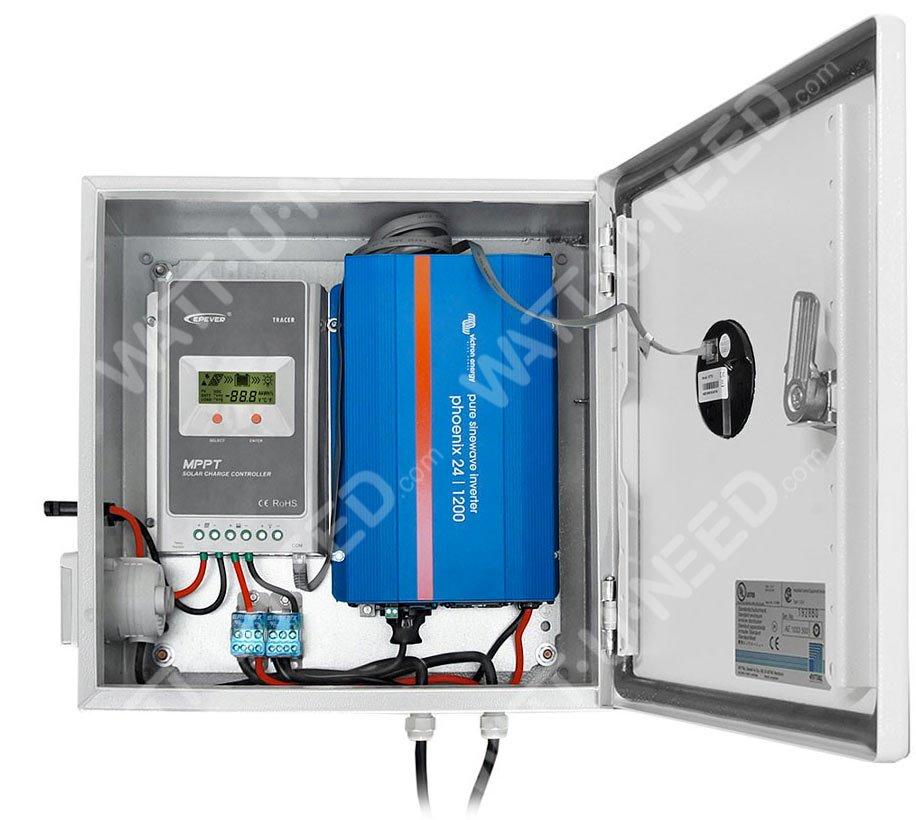 Solar Box 1200 W