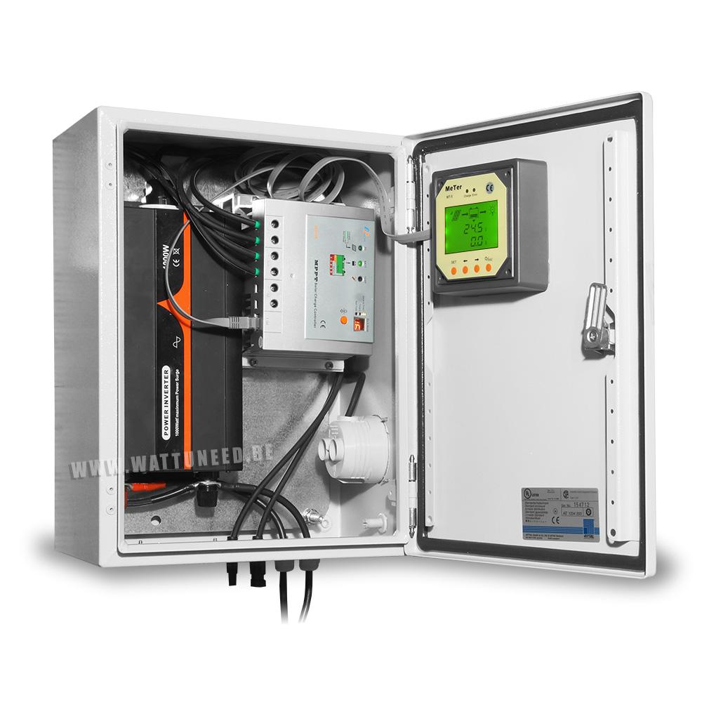 Solar box 1000w