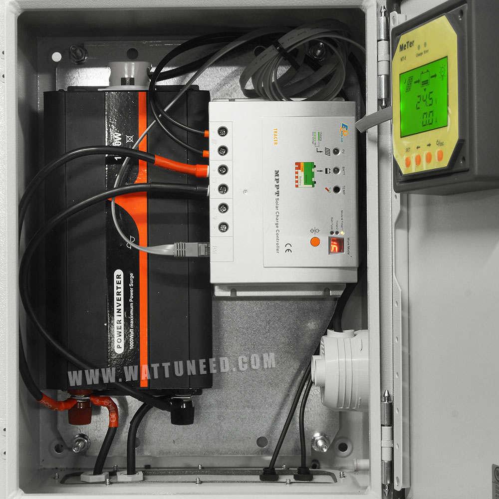 solarbox 1000W