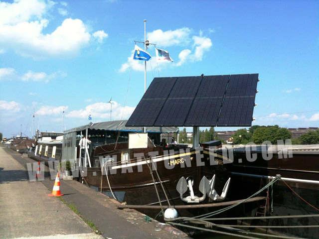 suiveur photovoltaïque