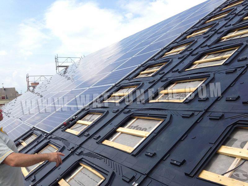 GSE intégration panneaux photovoltaïques